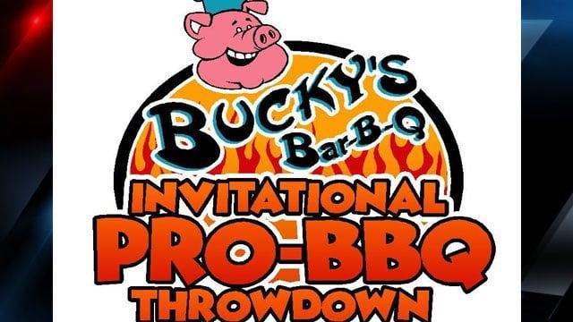 Bucky's Throwdown logo (Courtesy: Buckys BBQ)