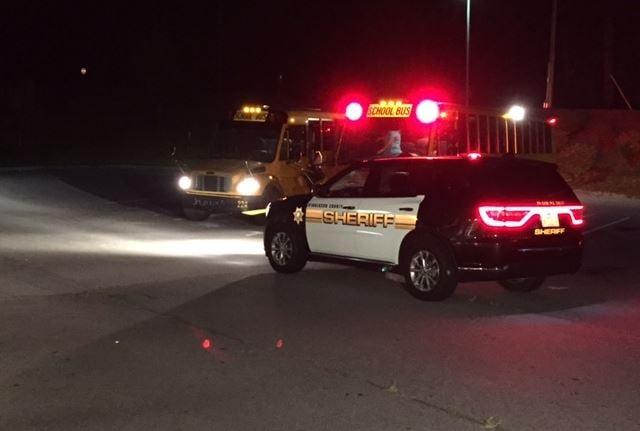 "Deputies will be following school buses in their patrol cars during the first week of school  as part of ""Operation Bus Shepherd."" (FOX Carolina/ August 28, 2017)"