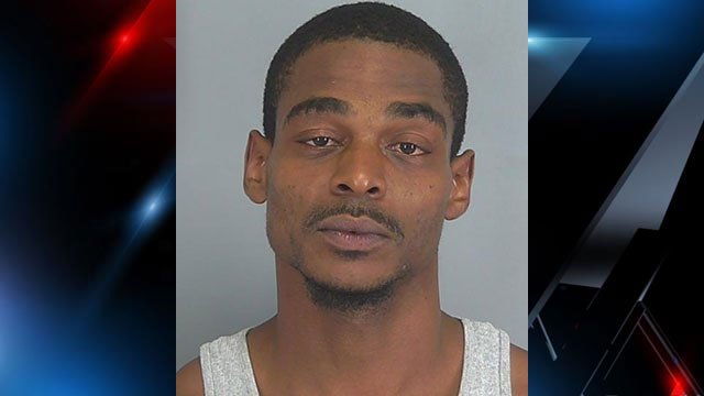 Quentin Brown (Source: Spartanburg Co. Detention)