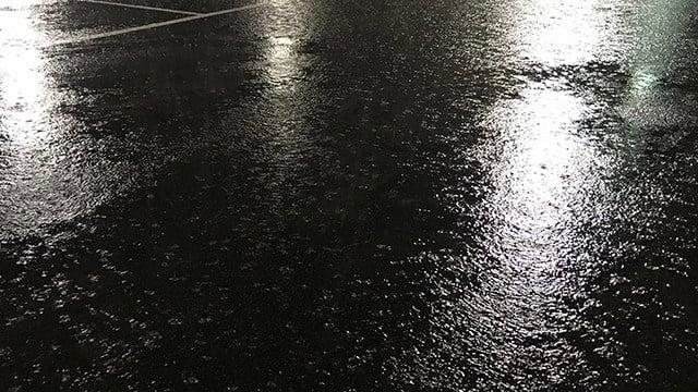 Flooding in Charleston. (8/28/17 FOX Carolina)