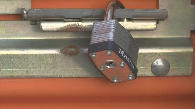 Upstate woman's precious belongings taken when storage unit burglarized. (FOX Carolina/ 8/31/17)