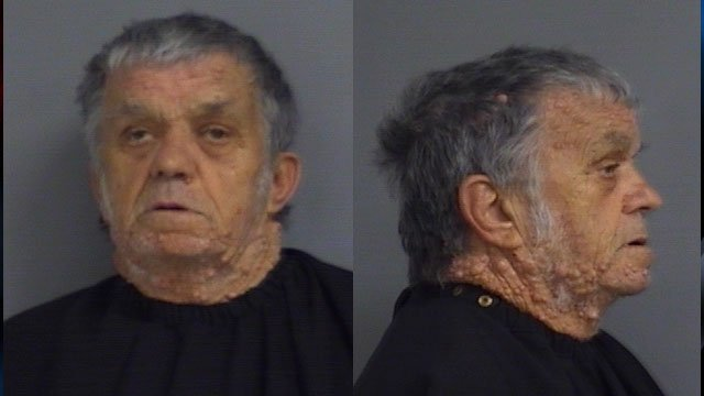 Charlie Gregory (Courtesy: Union Co. Sheriff's Office)