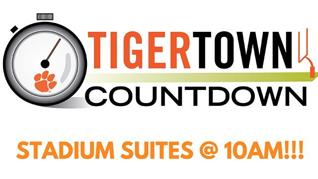 Tigertown Countdown logo. (Credit: Thomas Marshall III.)