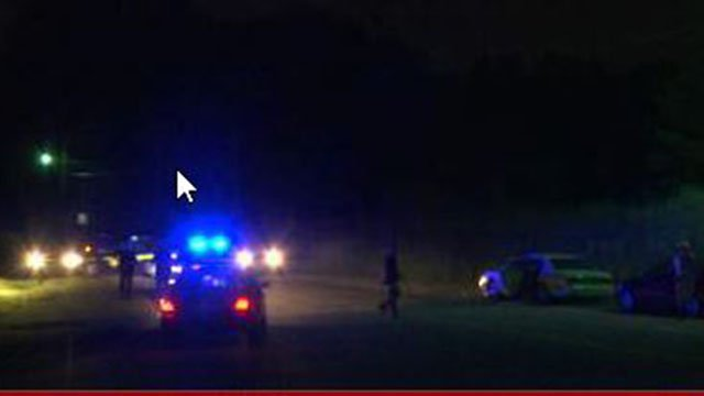 Police investigating after shooting, pursuit in Greenville County. (FOX Carolina/ 9/3/17)