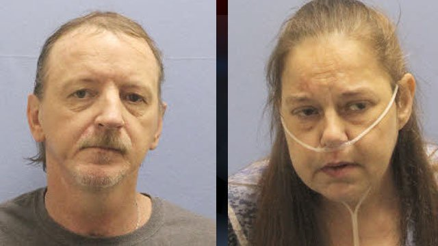James Penland and Rebecca Tesner (Courtesy: MCSO)