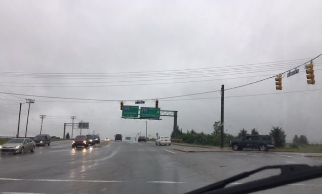 Police warn drivers to follow the rules of the road with power outages leaving intersections down (FOX Carolina)
