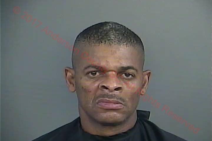 Joe Frank Gibert (Source: Anderson Co. Detention Center)