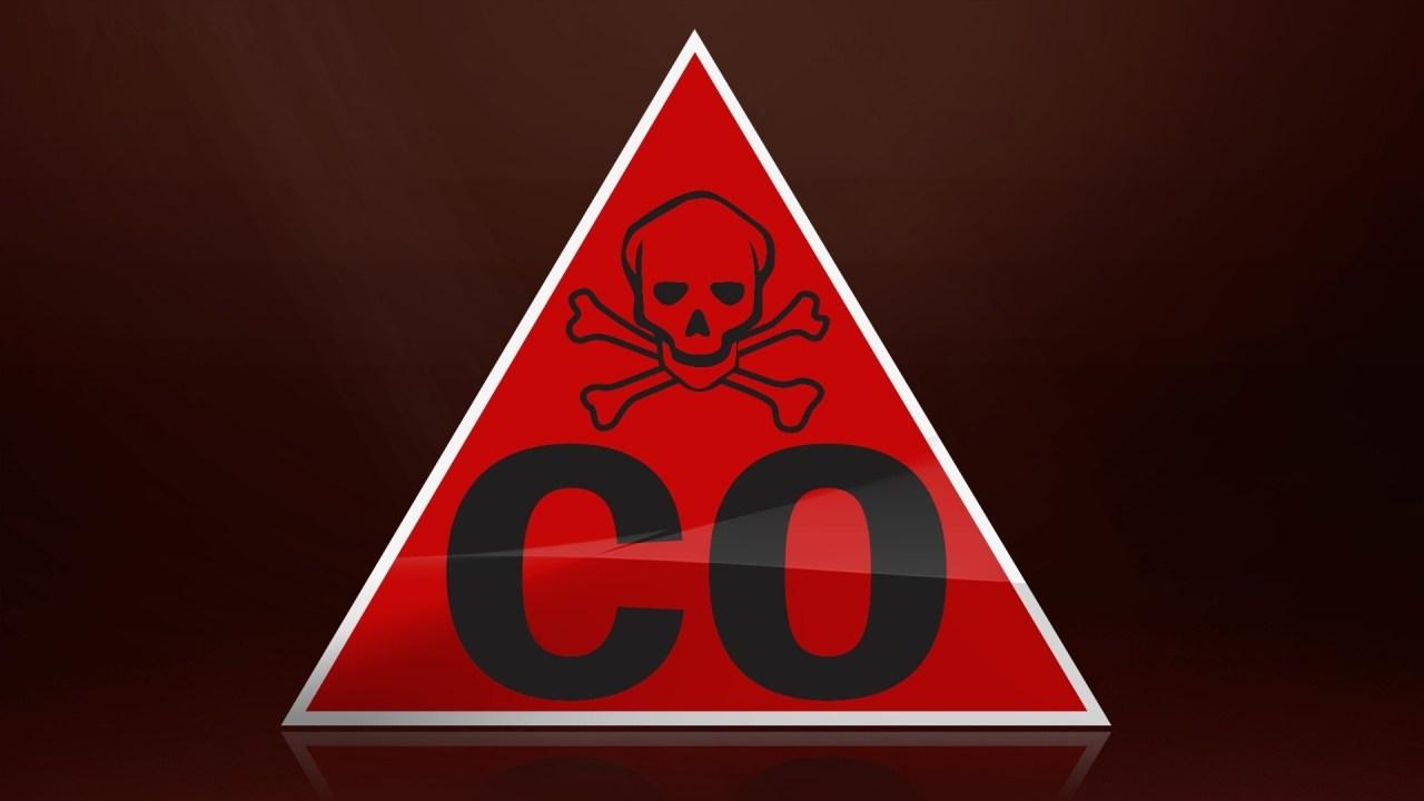 Carbon monoxide (Source: Associated Press)