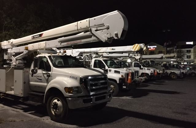 Additional MI crews sent to restore power after Irma
