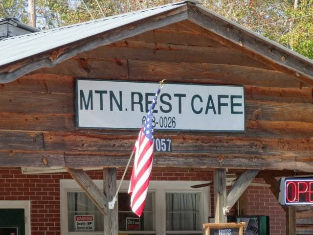 Mountain Rest Cafe (Courtesy: Mountain Rest Cafe/ Kim Wald)