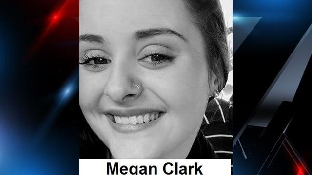 Megan Clark (Source: RCSO)