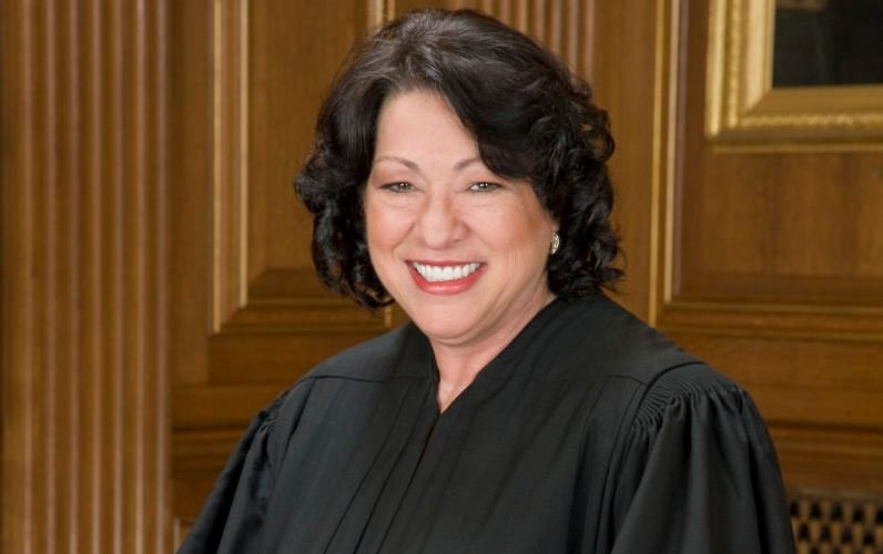 Sonia Sotomayor (Source: Collection of the Supreme Court of the United States/ Clemson)