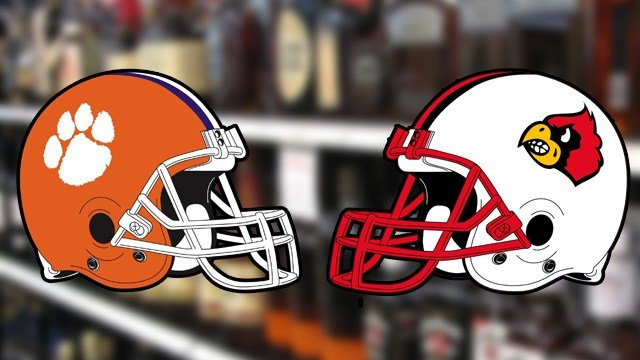 Clemson vs. Louisville (file/FOX Carolina)