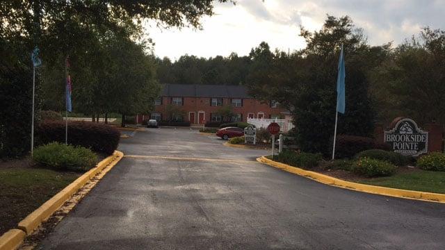 Brookside Pointe Apartments (Sep. 14, 2017/FOX Carolina)
