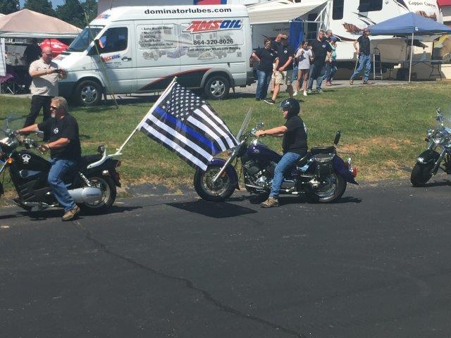 Annual Deputy Roger Rice Memorial Ride (FOX Carolina/ 9/17/17)