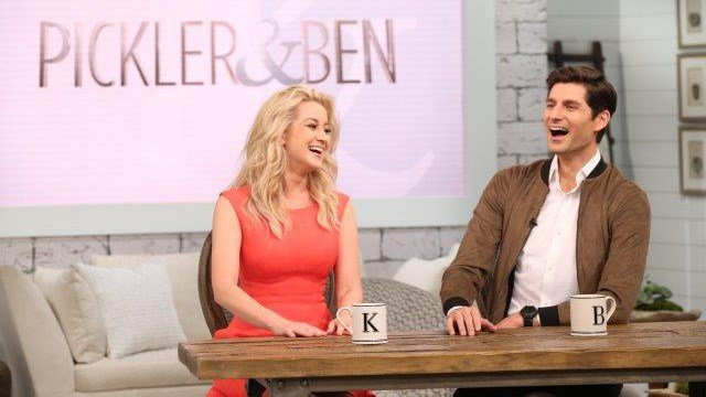 Kellie Pickler & Ben Aaron (Source: Photo provided by Pickler & Ben Affiliate Relations)
