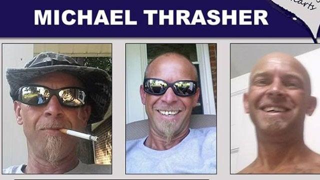 Michael Thrasher (Source: ACSO)