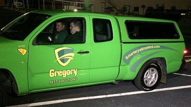 Gregory Pest Solution. (9/18/17 FOX Carolina)