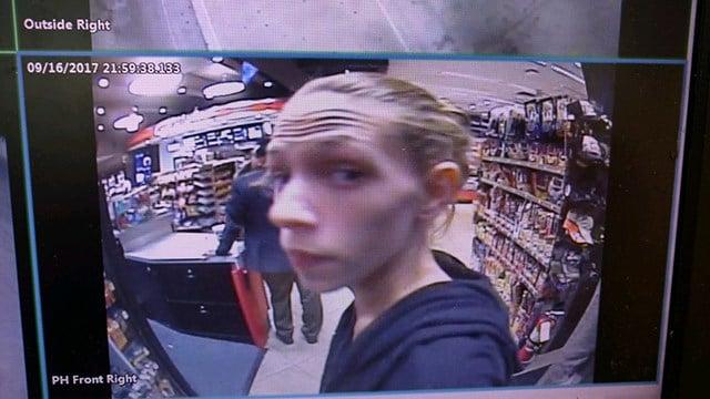 Deputies looking for this individual captured on surveillance footage at Holiday Inn. (9/18/17 FOX Carolina)