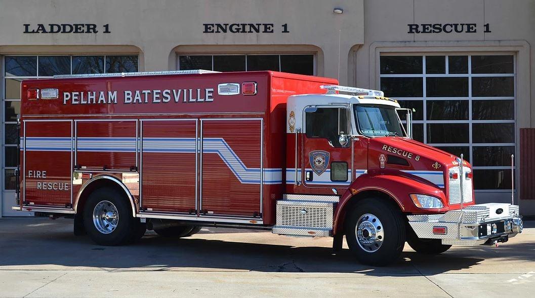(Source: Pelham-Batesville Fire Dept.)