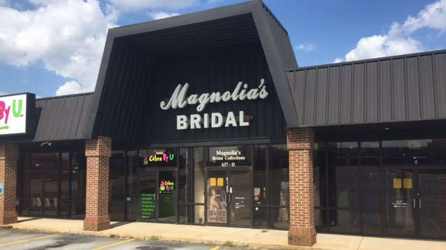 Magnolia's Bridal on Congaree Road (Sep. 18, 2017/FOX Carolina)