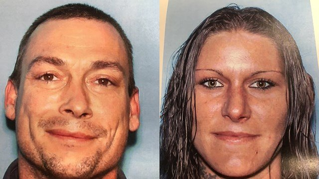 Rex Douglas Cochran Jr. (L) and Heather Cochran (R). (Source: HCSO)