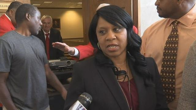WATCH: Mother of Jermaine West speaks out after man convicted of his murder