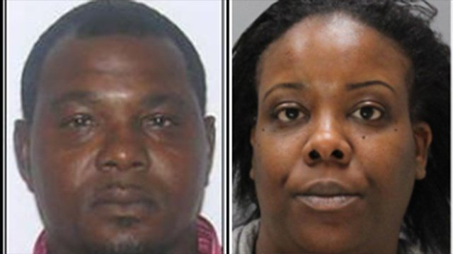 Donnie L. Furtick (left) and Natasha Saron Brazier (right) (Source: Williamston PD)