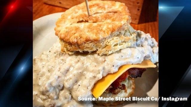 Maple Street Biscuit Company (Source: Instagram)