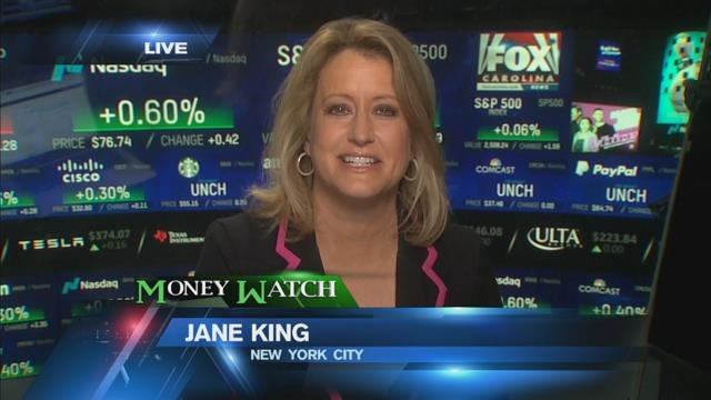 Money Watch with Jane King - September 21