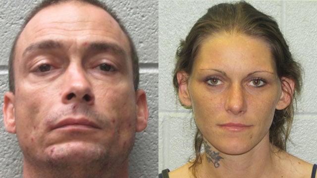 Rex Douglas Cochran Jr. (L) and Heather Cochran (R). (Source: HCSO)