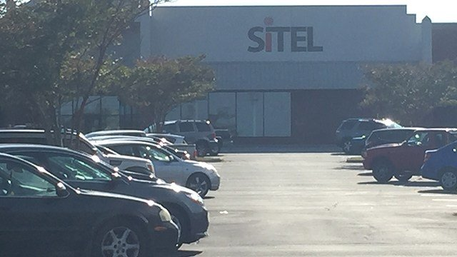 Sitel location in Spartanburg (FOX Carolina/ 9/21/17)