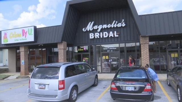 Magnolia's Bridal co-owner speaks out after mysterious closing