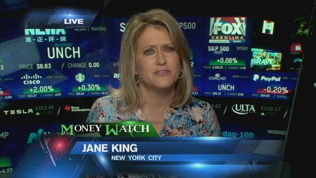 Money Watch with Jane King - September 25