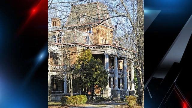 Bon Haven mansion (Source: Wikimedia)