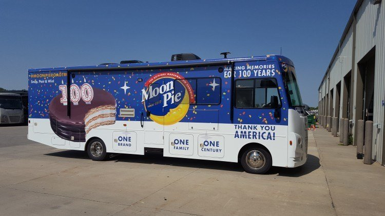 Moon Pie Memory Mobile (Source: Chattanooga Bakery)