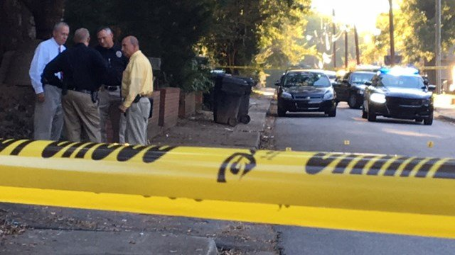 Investigation underway after shooting reported in Anderson. (FOX Carolina/ 9/27/17)