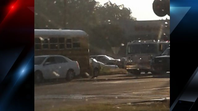Highway 28 bus crash (Source: Kristy Elaine)