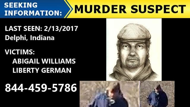 Delphi murder suspect (Source: Delphi PD)