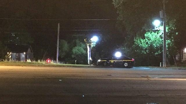 Deputies respond to shooting on Wade Hampton Blvd. (FOX Carolina/ 9/28/17)