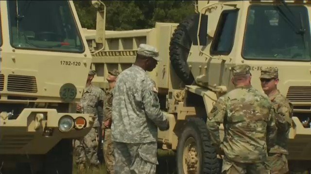 Pennsylvania National Guard Joins Puerto Rico Hurricane Relief Efforts