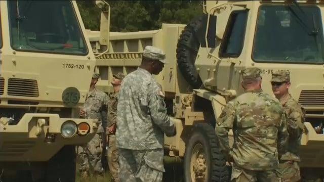 SC National Guard deployed to help Puerto Rico (Sep. 30, 2017/FOX Carolina)