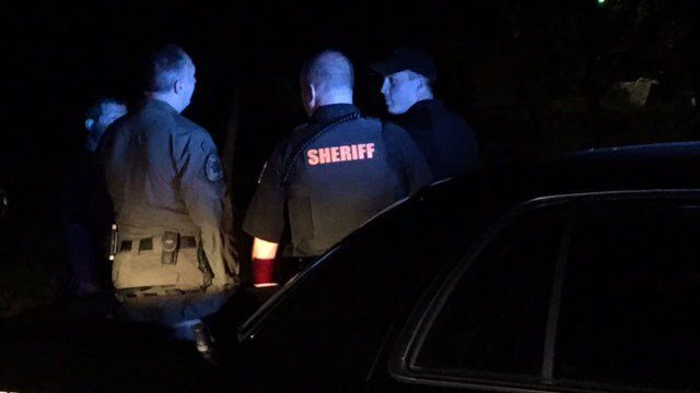 Deputies investigating pipe bomb explosion in Anderson. (10/3/17 FOX Carolina)