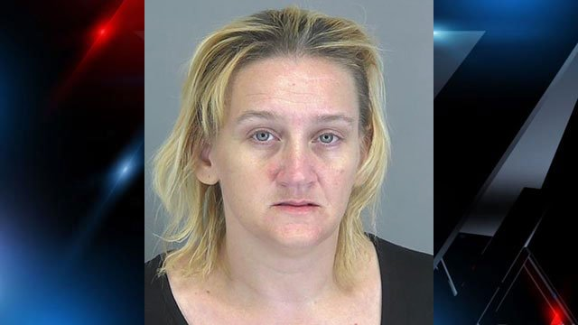 Michelle Hames (Source: Spartanburg Co. Detention)