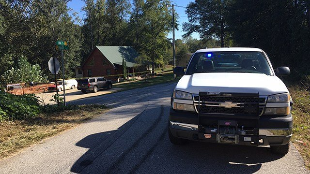 Shooting investigation in Greenville County (Oct. 4, 2017/FOX Carolina)