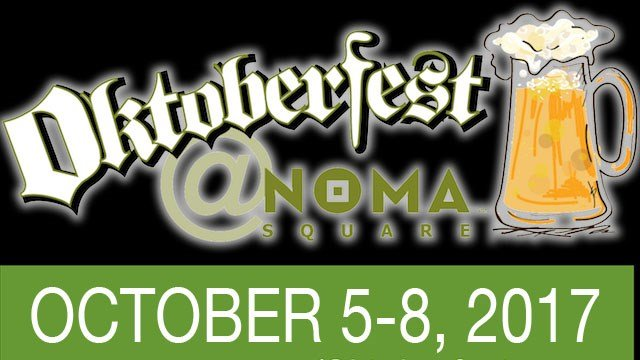 Oktoberfest logo (Noma Square)