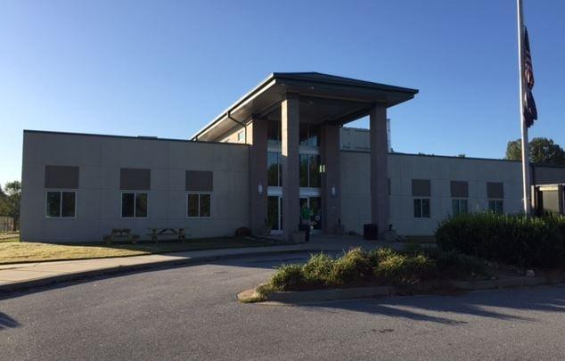 Westside Aquatic Complex (FOX Carolina/ Oct. 5, 2017)