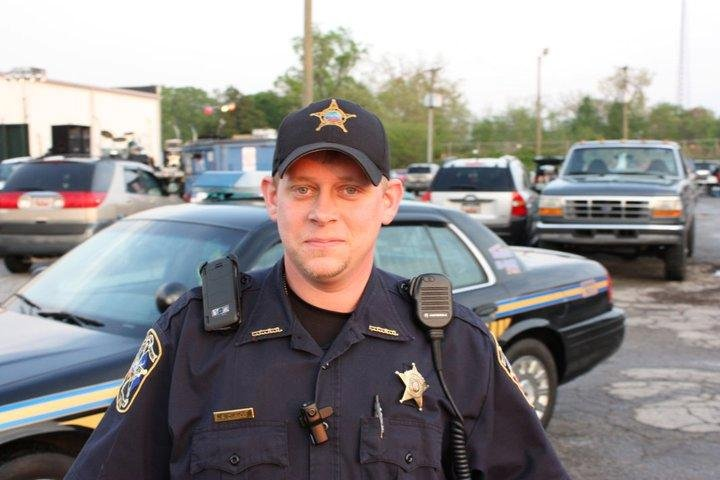 Photo of Deputy Roger Rice from Laurens County Sheriff's Office
