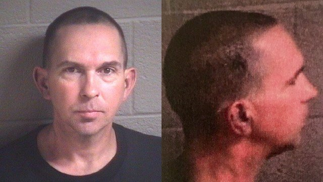 Michael Christopher Estes (Source: Asheville PD)