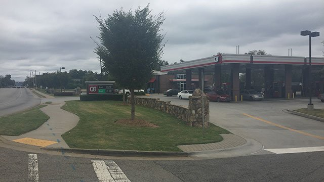 QT where death was reported. (10/7/17 FOX Carolina)